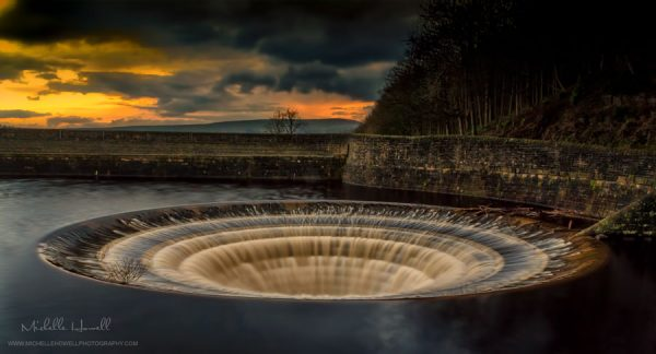 The Plughole, Ladybower Reservoir