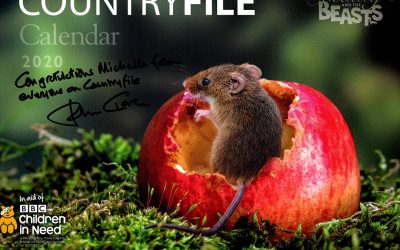 Winner of BBC Countryfile Calendar Competition!